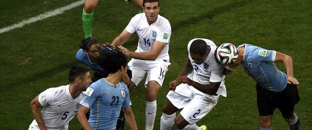 World Cup Defeat for England 2014