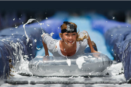 100 Metere Slip and Slide Coming to Leicester!