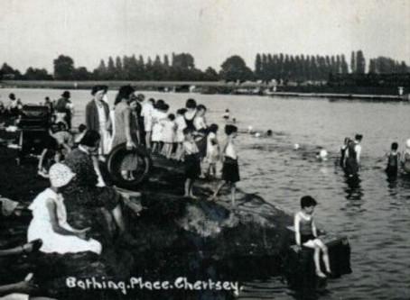 Bathing Place – Chertsey