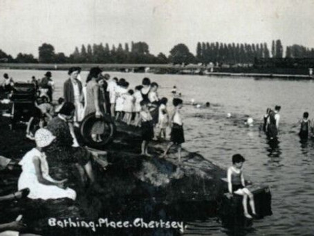 Bathing Place – Chertsey