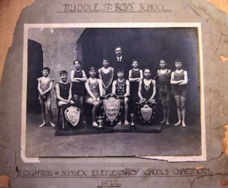 Brighton and Sussex School Swimming