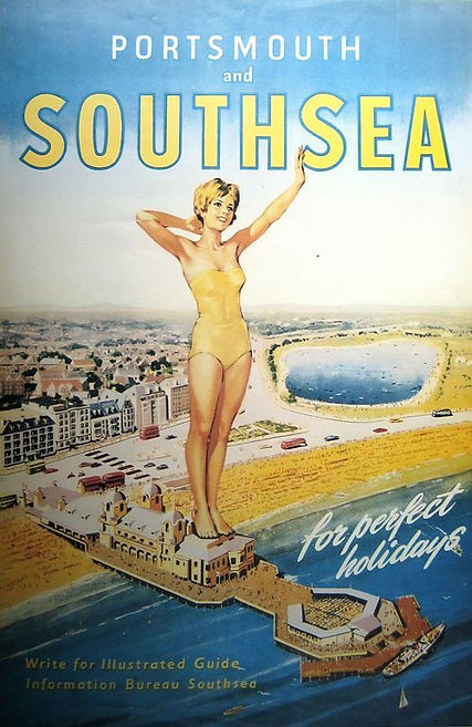 Portsmouth Swimming History