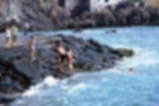 Wild swimming Tenerife Alcala