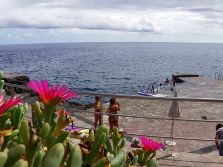 Wild Swimming Destination: El Tablado – Tenerife