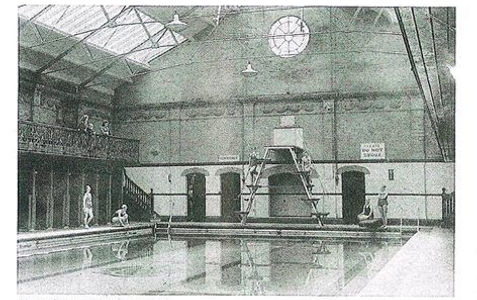 Tunbridge Wells Monson Road Swimming Baths History