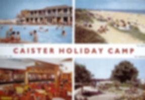 Caister history beach bathing swimming