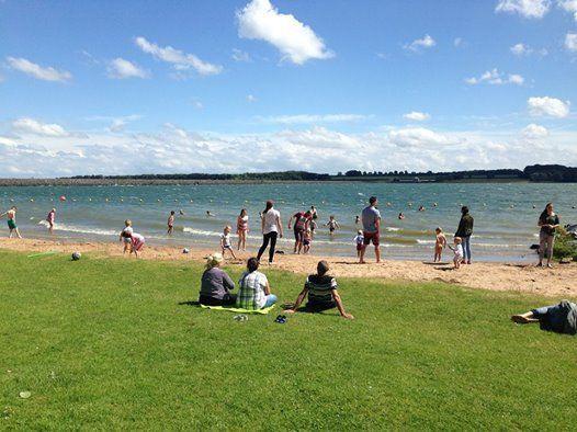 Robert Aspey Rutland Water Bathing Beach