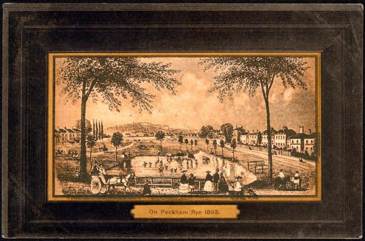 Peckham Rye, Peckham, 1863