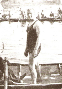 Jack Jarvis Leicester Olympian