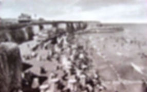 Sea Bathers Palm Bay Cliftonville Wild Swimming Historty
