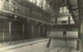 Mayfield Baths 2nd Class Swimming Bath,
