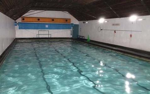 Grammar School Baths Lancaster Swimming History