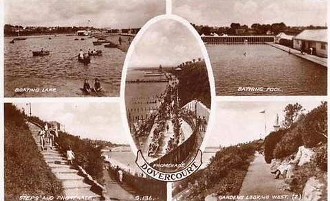 Dovercourt Sea Swimming and Lido History