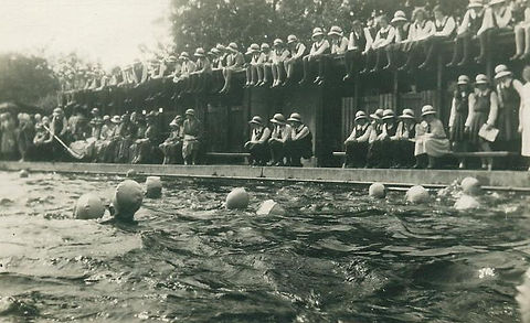Brentwood Swimming History