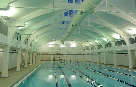 Swimming History London DULWICH. Public Swimming Bath, East Dulwich Road.