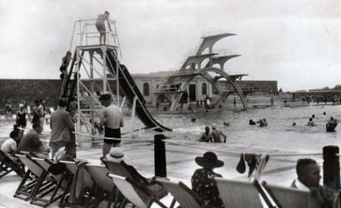 Slide and Diving Boards Western-Super-Mare