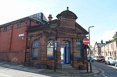 Woolton Public Baths History