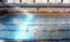 Carlisle Baths James Street Swimming History
