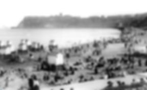 Scarborough Sea Swimming History