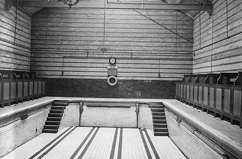Baths and Wash Houses, Newton Heath Bath