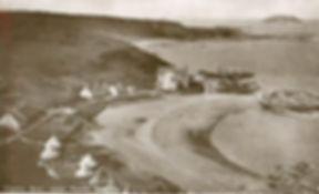 Berwick the Beach Swimming History