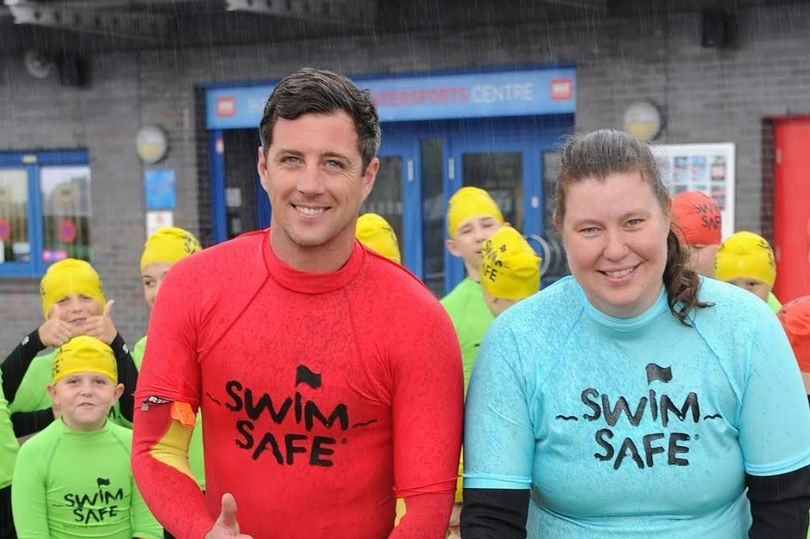 FREE open water swim safety sessions at Salford Quays