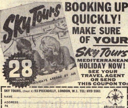 Sky Tours Holidays