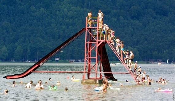 Wild Swimming at Machovo Lake Free Entry