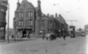 Sheffield Public Baths Corporation Street Swimming History