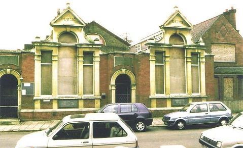 Swimming History London Public Baths, Brentford, 1997