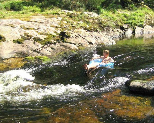 Wild Swimming Daniel Start