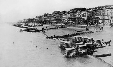 ST LEONARDS Beach Swimming History