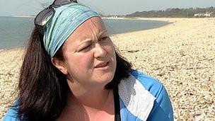 Anna Wardley sets island challenge