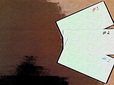 Os três envelopes