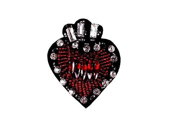 Parche corazon