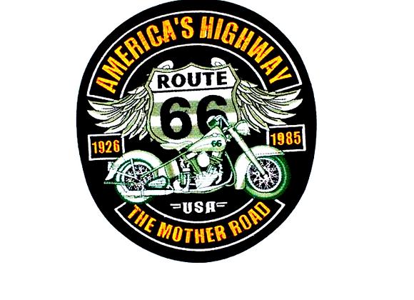 Parche Route 66