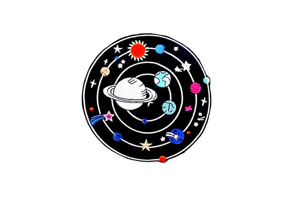 Parche Sistema solar