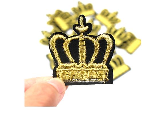 Parche corona pequeña
