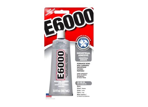 Pegamento E6000 88.7 Ml