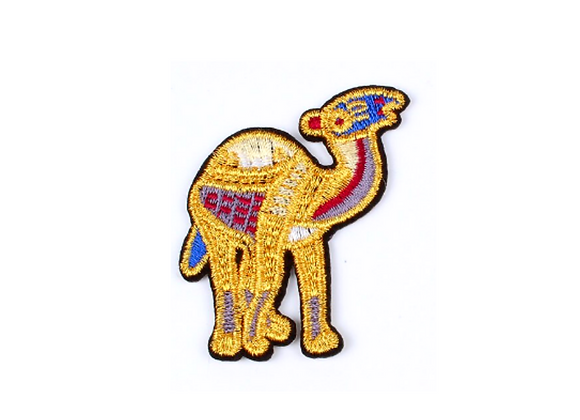 Parche Camello