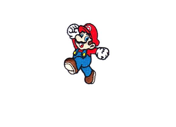 Parche Mario bros