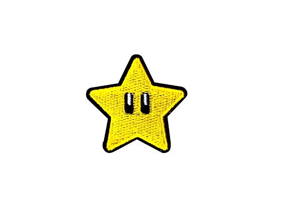 Parche Estrella Mario