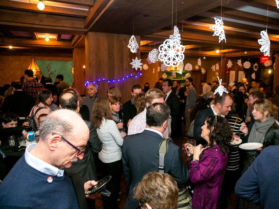2nd Annual People's Hanukkah Party at Casolare