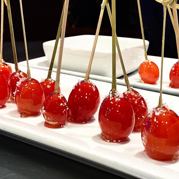 Cherry Tomato Amuse