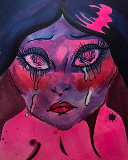 Untitled (Crying Woman)