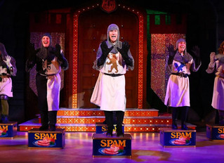 What We're Watching - Spamalot, Palace Theatre