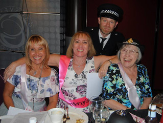 Fantastic Night at Lucy's Hen Party