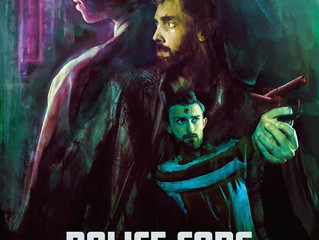 What We're Watching - Police Cops in Space aka Hush Hush