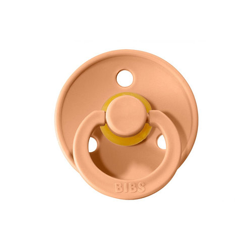 BIBS PACIFIER | PEACH SUNSET