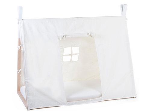 TIPI BED COVER WHITE | 90x200 CM
